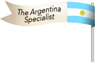 The Argentina Specialist